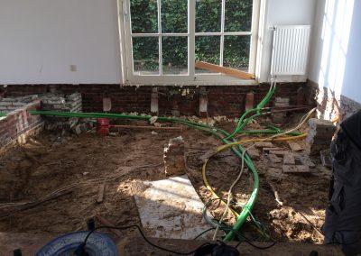 banningbouw winschoten schuimbeton vloer isolatie foto 1