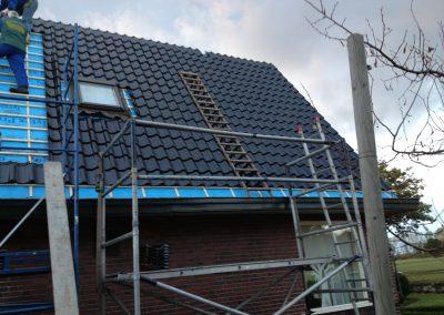 nanningabouw winschoten dakpan vervaging met isoleren foto 4