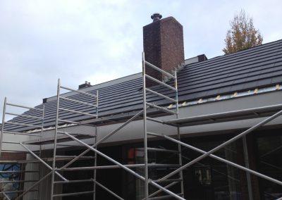 nanningabouw winschoten dakpan vervaging met isoleren foto 6