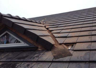 nanningabouw winschoten dakpan vervaging met isoleren foto 8