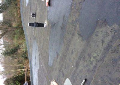 nanningabouw winschoten project dakwerk bitumen vervangen foto 2