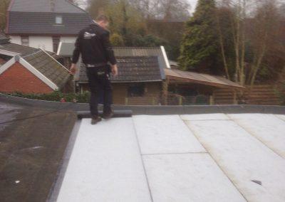 nanningabouw winschoten project dakwerk bitumen vervangen foto 4