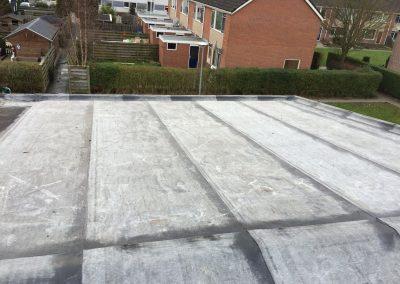 nanningabouw winschoten project dakwerk bitumen vervangen foto 7