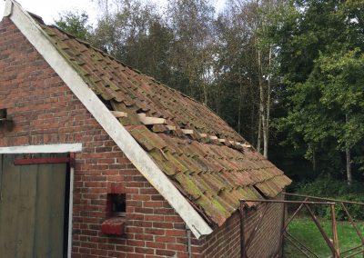 nanningabouw winschoten verbouw oude schuur tot buitenverblijf foto 3