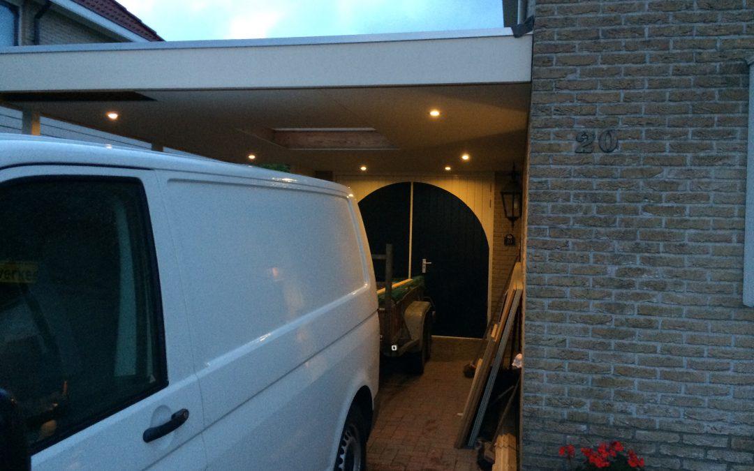 Vervanging boeidelen garage