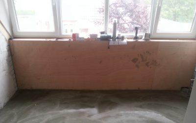 Wc en badkamer vernieuwing